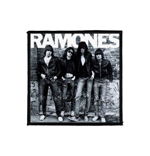 Ramones - 1st Album Retail Packaged Patch