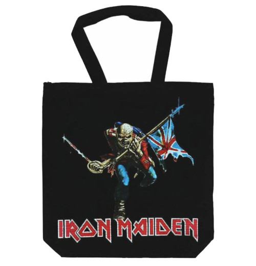 Iron Maiden - Trooper Cotton Totebag
