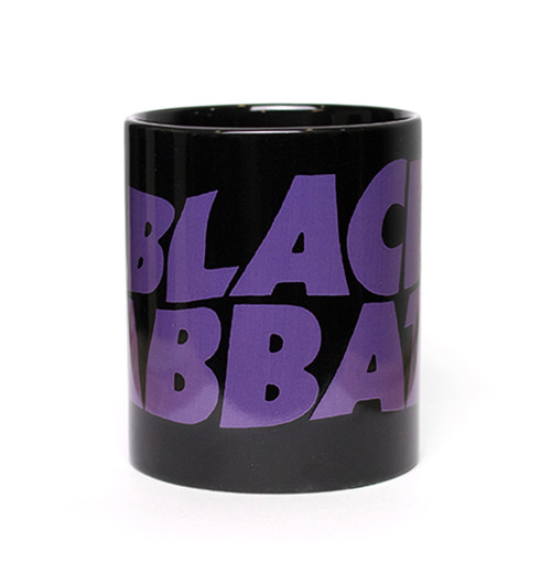 Black Sabbath - Wavy Logo Boxed Mug