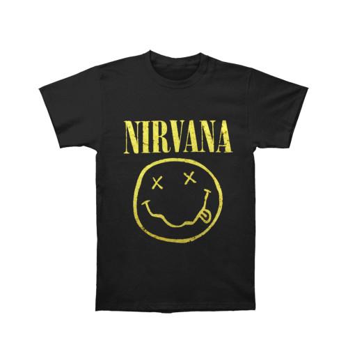 Nirvana - Yellow Smiley Boys