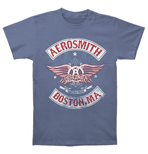 Aerosmith - Boston Pride Denim
