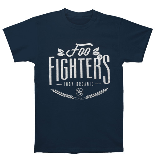 Foo Fighters - 100% Organic Navy