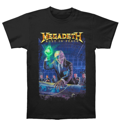 Megadeth - Rust In Peace 30th Anniversary