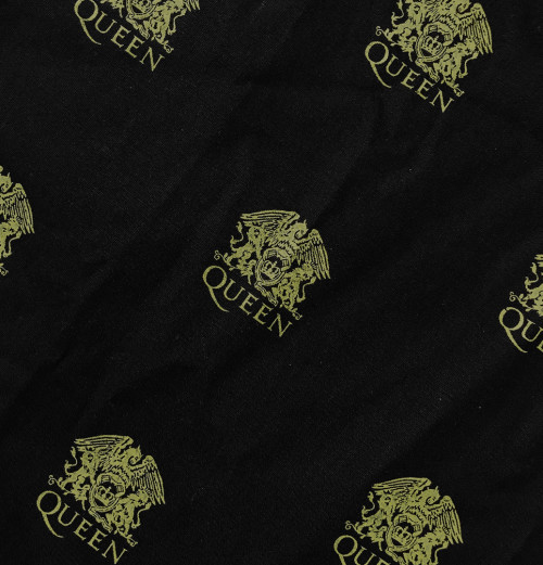 Queen - Crest Pattern Shirt