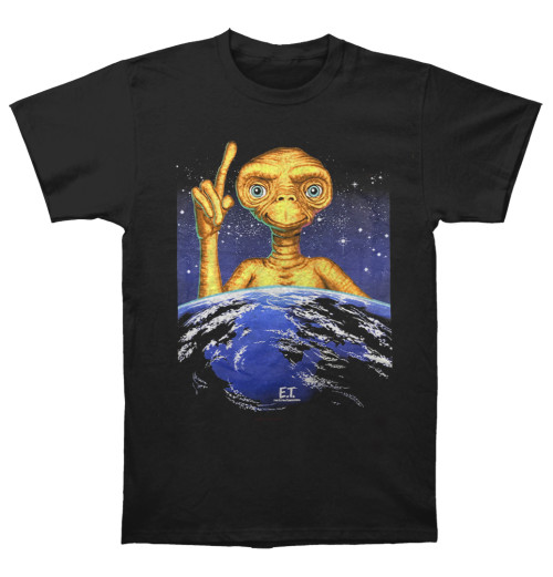 E.T. - Pointing Up