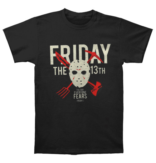 Friday The 13th - Day Of Fear