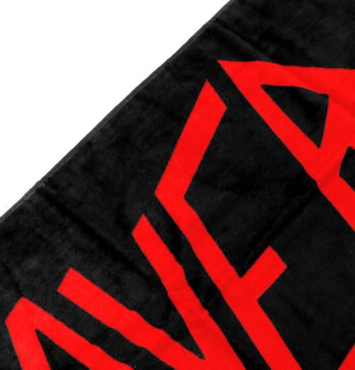 Slayer - Logo Towel