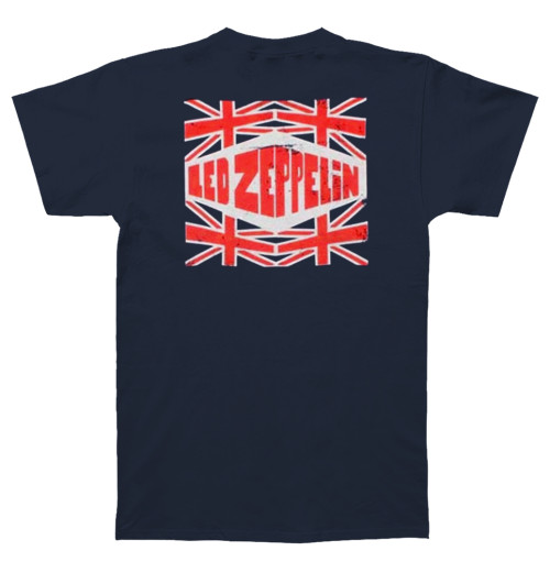 Led Zeppelin - Union Jack Navy
