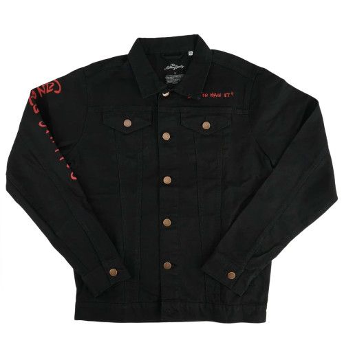 The Rolling Stones - Exile On Main Street Denim Jacket