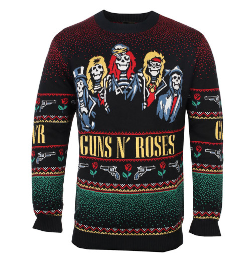 Guns N Roses - Holiday Sweater 19