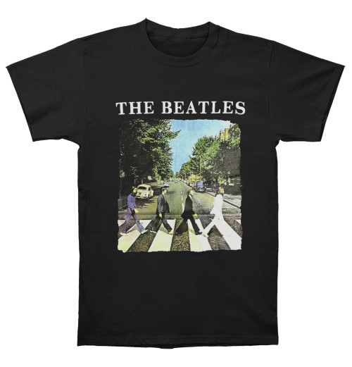 The Beatles - Packaged Abbey Road & Logo Black Ver 2