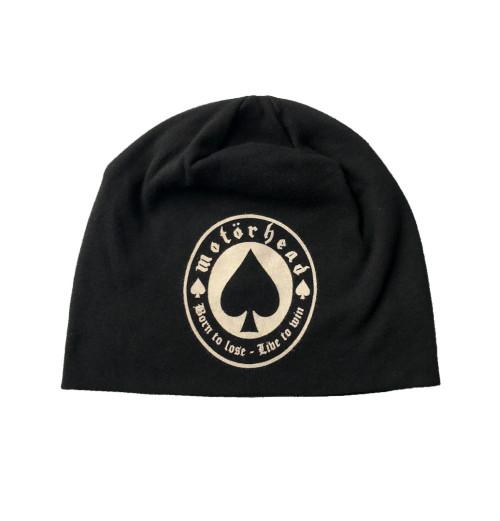 Motorhead - Born To Lose JD Print Beanie Hat