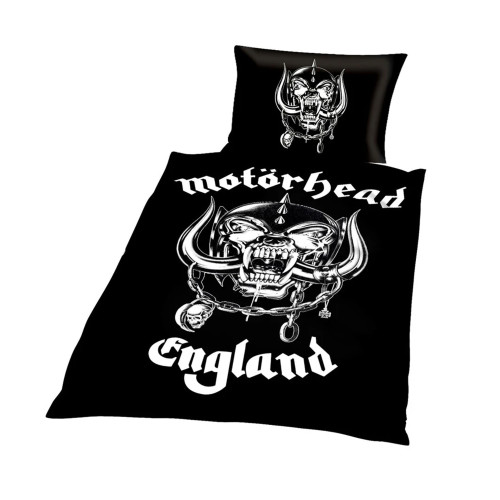 Motorhead - Motorhead Single Duvet Cover