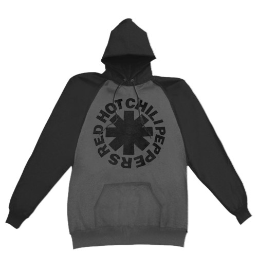 Red Hot Chili Peppers - Asterisk Grey Hoodie