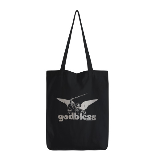 Godbless - Black Angel - Totebag