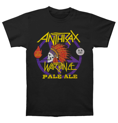 Anthrax - Wardance Pale Ale World Tour 2018