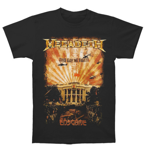 Megadeth - China Whitehouse