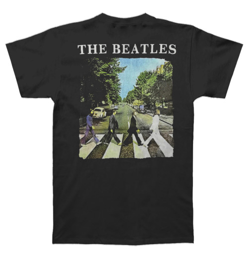 The Beatles - Packaged Abbey Road & Logo