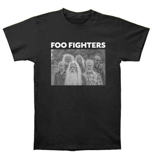 Foo Fighters - Old Band Photo