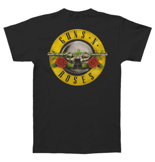 Guns N Roses - Packaged Classic Logo Black