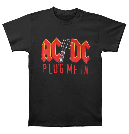 ACDC - Plug Me In With Angus Young
