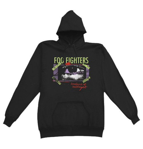 Foo Fighters - Medicine At Midnight Taped Hoodie