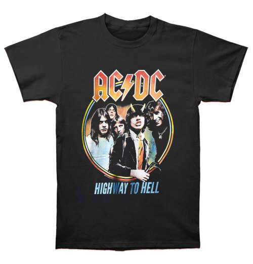 ACDC - Highway To Hell Tricolor