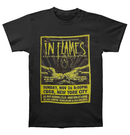 In Flames - World Tour 2000