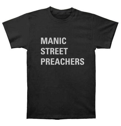 Manic Street Preachers - Block Logo