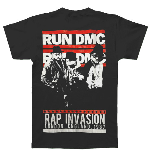 Run DMC - Rap Invasion