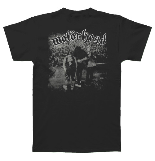 Motorhead - Clean Your Clock BW