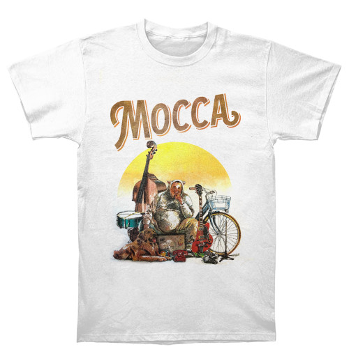 Mocca - 21 Years White