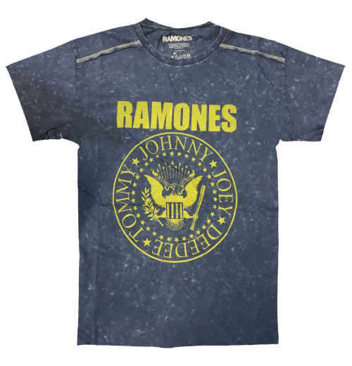 Ramones - Presidential Seal Snow Wash Navy