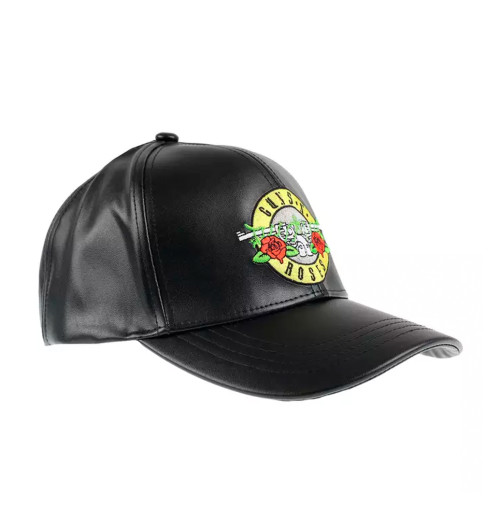 Guns N Roses - Bullet Leather Cap