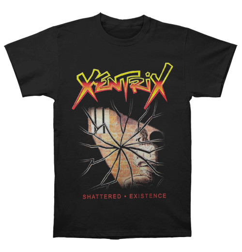 Xentrix - Shattered Existence