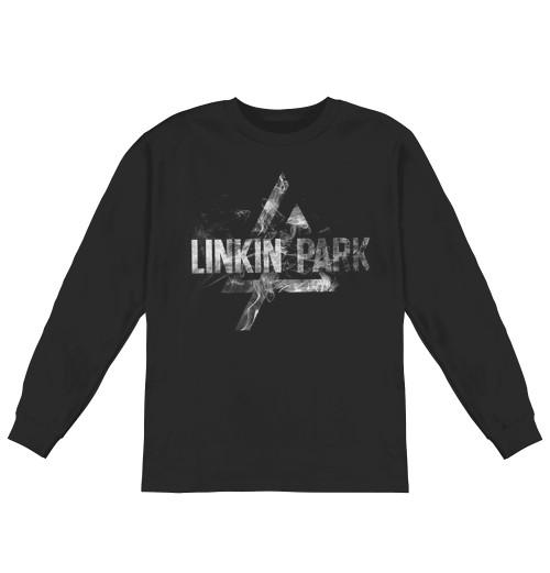 Linkin Park - Smoke Logo Longsleeve