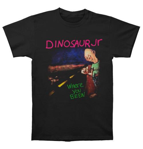 Dinosaur Jr - Where You Been Black