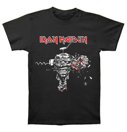 Iron Maiden - Can I Play With Madness Graphic