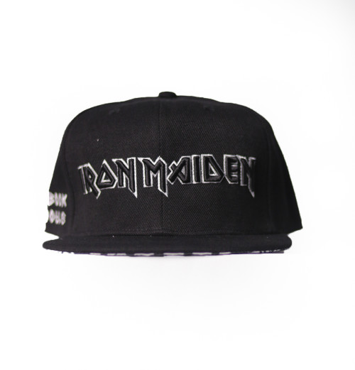 Iron Maiden - The Book Of Souls Snapback