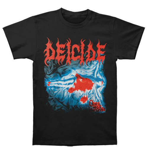 Deicide - Once Upon The Cross (Black)
