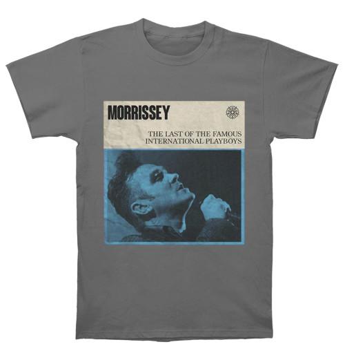 Morrissey - International Playboys Charcoal