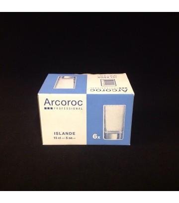 Luminarc Arcoroc Islande Highball Glass - Pack of 6 pcs image