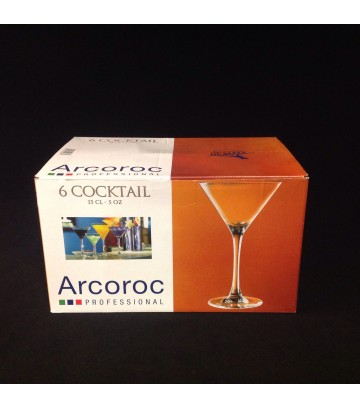 Luminarc Arcoroc Signature Cocktail Glass - Pack of 6 pcs image