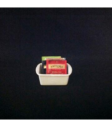 Hankook St.James Tea Pocket (sachet) Container - SF Series - Pack of 1 Set image