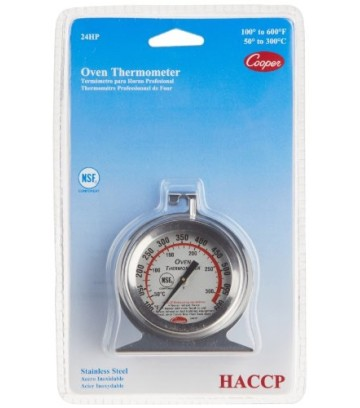 Cooper Oven Thermometer 50c to 300c image