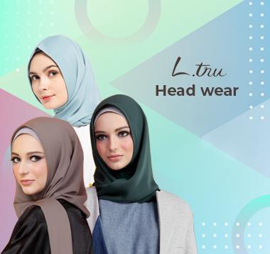 L.tru Headwear Widget