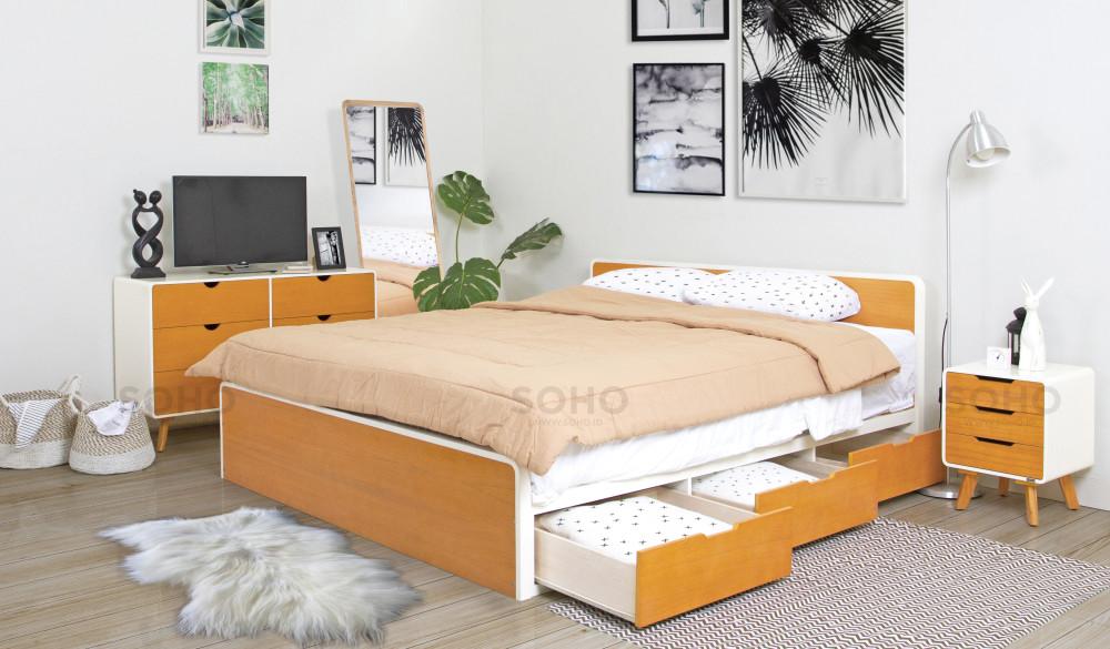 Helsinky Bed