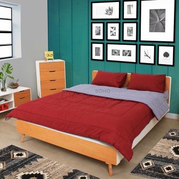 Helsinky Simple Bed 160 x 200
