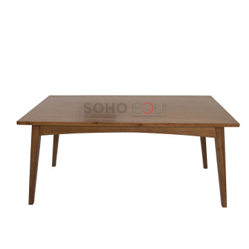 Moku Dining Table Set 4 Kursi