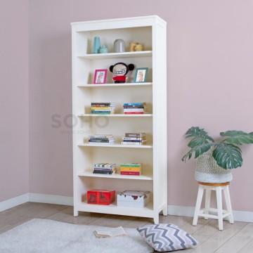 Rak Buku - Alysa Bookcase Large